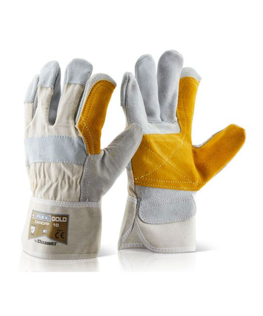 Canadian Double Palm High quality Rigger Glove