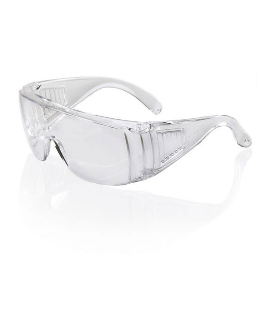 Clear Boston Spectacles