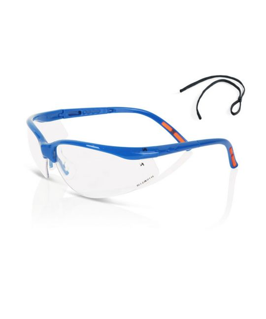 Clear Lens Safety Spectacle