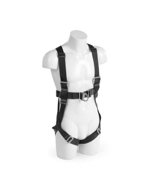 QHSE Approved 2 - Point Safety Harness Up To 140 kg (22 Stone)