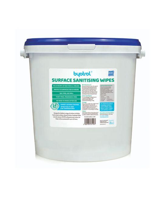 Byotrol Anti-Viral Wipes (Tub of 1500)