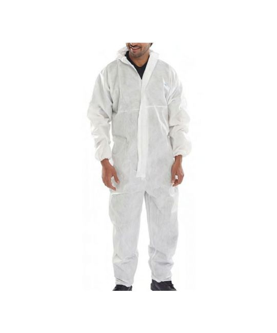 Microporous Disposable Coverall