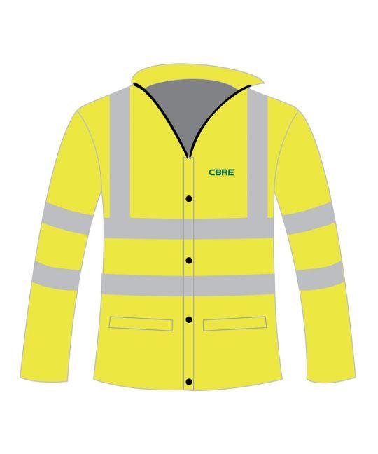 Executive Hi-Visibility Jacket Saturn Yellow