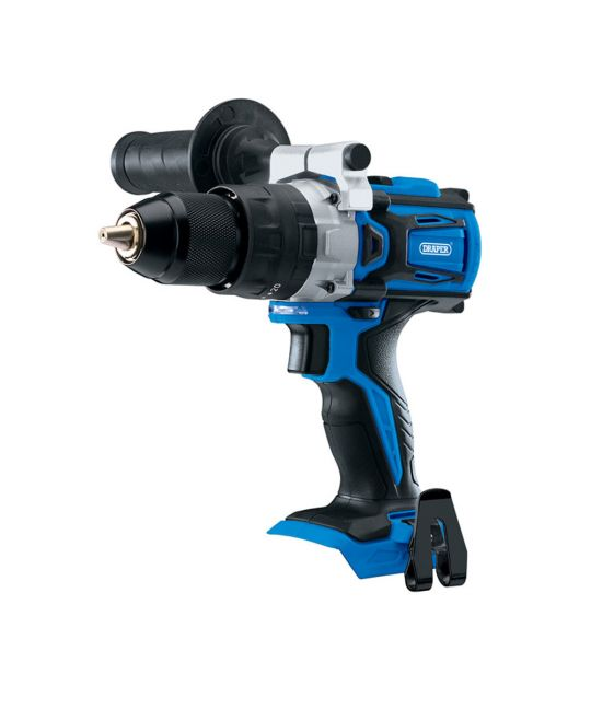 Draper D20 Brushless Combi Drill Bare Unit (No Batteries or Charger Included)