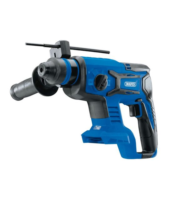 Draper D20 Brushless SDS+ Rotary Hammer Drill Bare Unit (No Batteries or Charger Included)