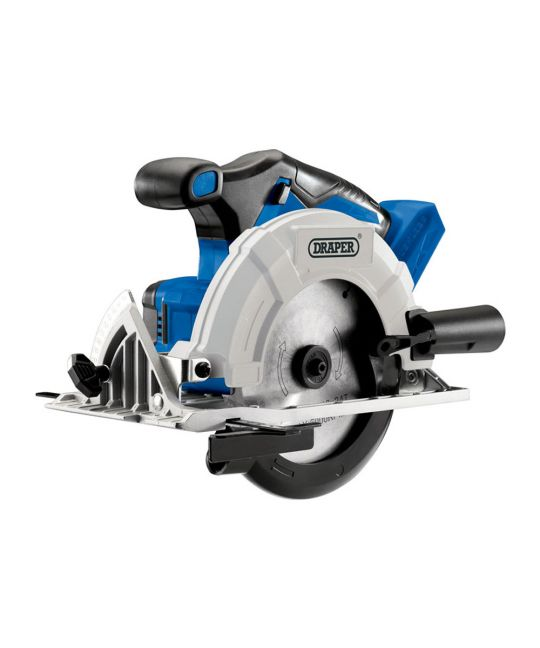Draper D20 Brushless Circular Saw Bare Unit (No Batteries or Charger Included)