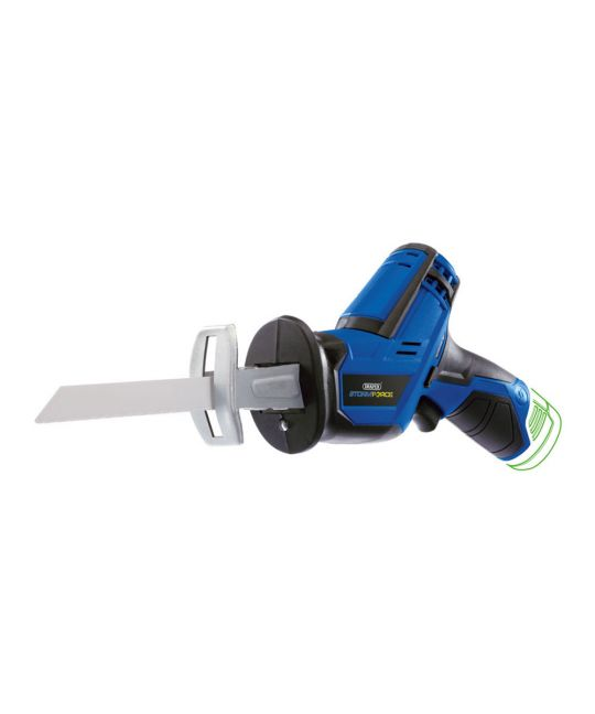 Draper Storm Force 10.8V Cordless Reciprocating Saw - Bare (No Batteries or Charger Included)