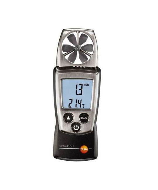Testo 410-1 Compact Vane Anemometer NTC Air Thermometer