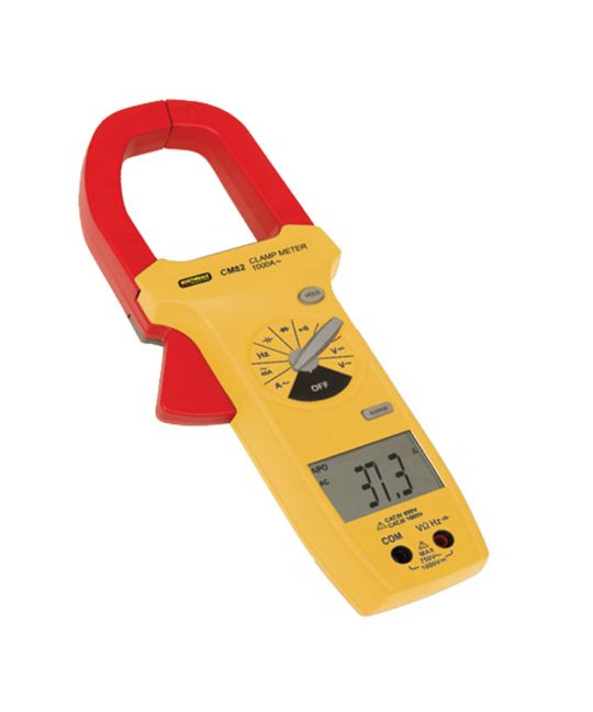 Martindale CM82 1000A AC Clamp Meter