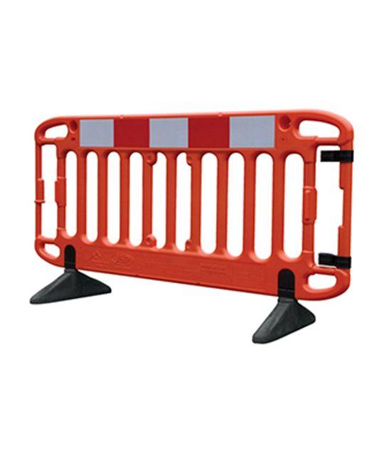 Frontier 2m Traffic Barrier Orange