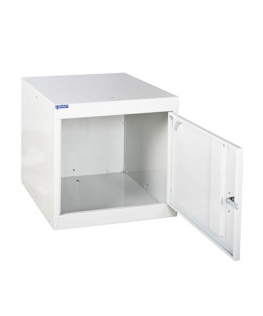 Storage Cube Locker Comes With Cam Lock Grey (450 x 450 x 450mm)