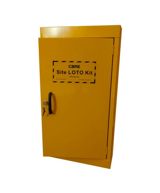 CBRE Approved Static Site LOTO Kit