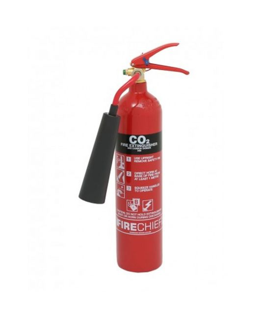 Firechief XRT 2kg CO2 Extinguisher