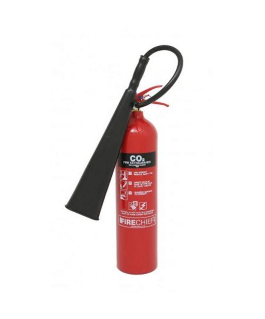 Firecheig XRT 5kg CO2 Extinguisher