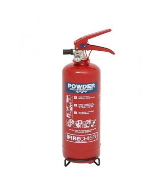 Firecheif XTR 2kg Powder Extinguisher