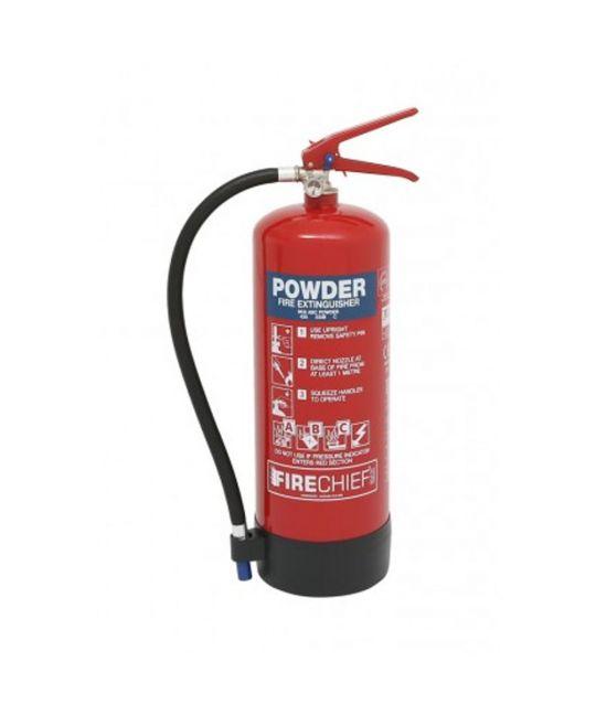 Firecheif XTR 6kg Powder Extinguisher