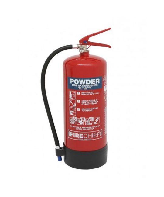 Firechief XTR 9kg Powder Extinguisher