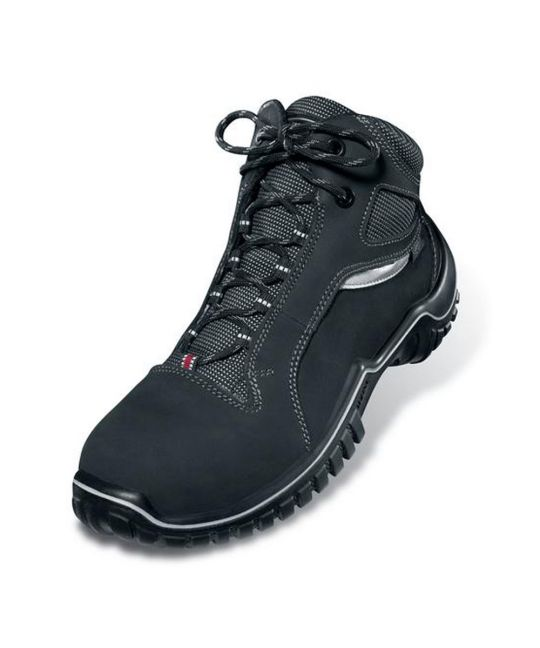 Motion Light ESD Safety Boot Black