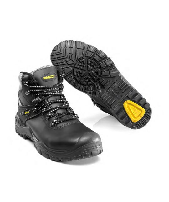 Mascot Elbrus Safety Boot S3 Black