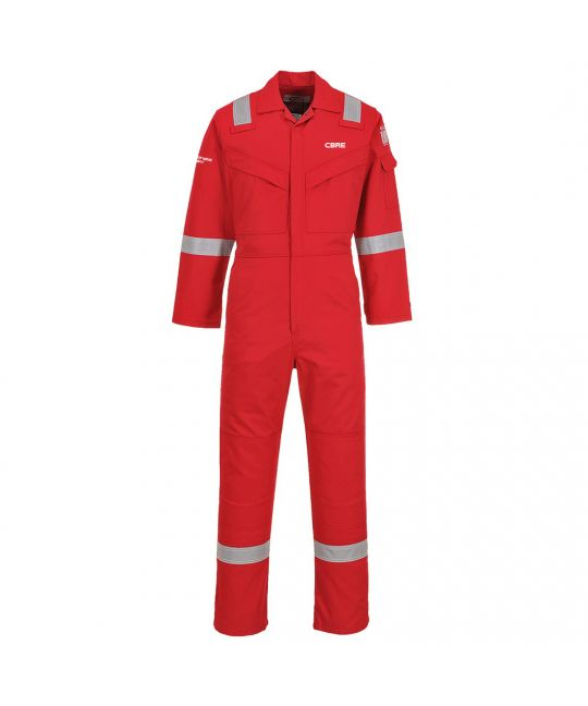 FR AS Coverall Red
