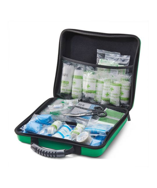Click Medical BS8599-1 Medium First Aid Kit in Medium Feva Bag