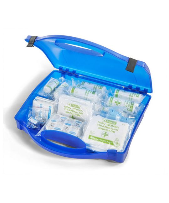 Click Medical BS8599-1 Large Kitchen First Aid Kit