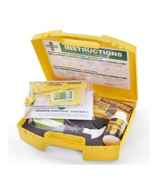 Click Medical Biohazard Combination Kit