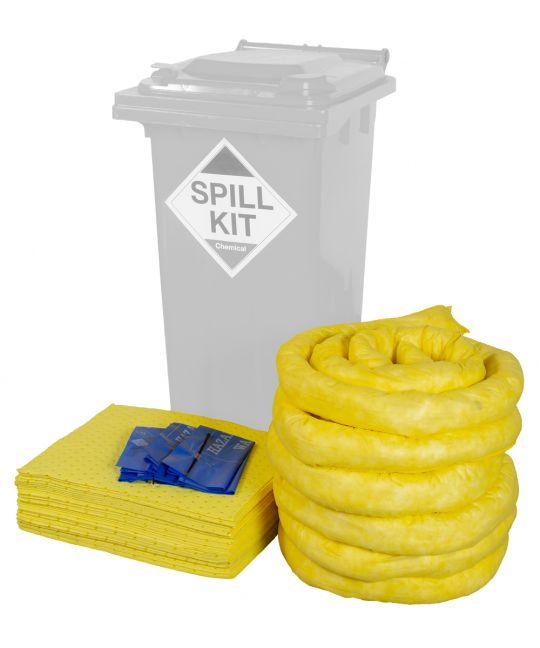 Refill Pack For Chemical Spill Kit 120l - 4300773