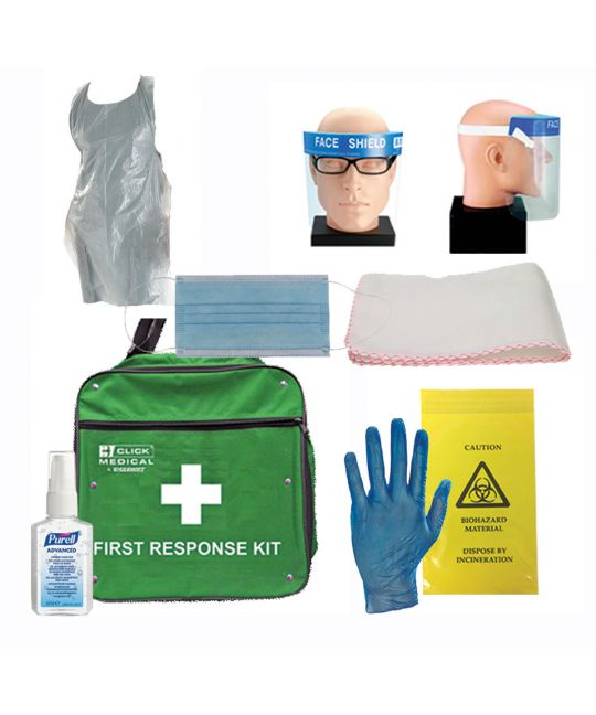 First Aid Responder Additional Kit