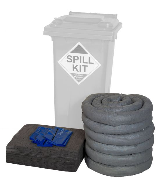 Refill Pack For General Purpose 120l Spill Kit - 4300774