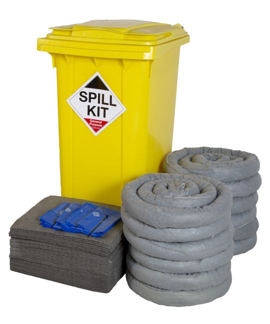 QHSE Approved Multi Purpose Spill Kit 240l