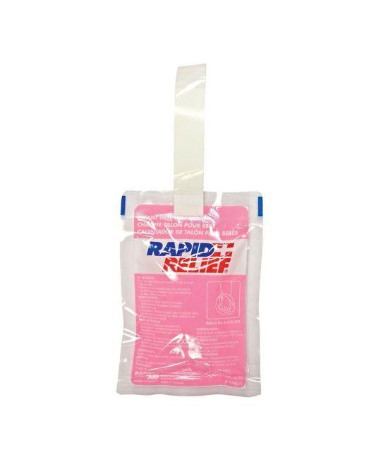 """Rapid Relief Infant Heel Warmer (3.75"""" X 5.5"""")"""